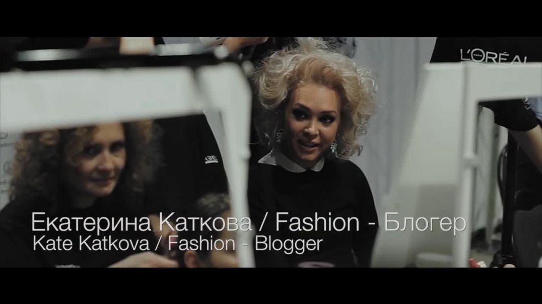 ⁣2013 Mercedes Fashion Week (Moscow - Russia) Part 1