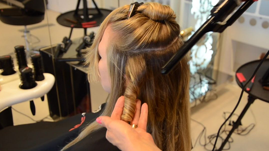 How to use Marcel curling Iron BAB2241TDE